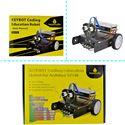 Rueda solarbotics RW2 con llanta de aluminio.(P2-C40)