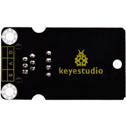 Keyestudio Tarjeta de controlador SERVO de 16 canales con interfaz 12-bit PWM-12C Arduino