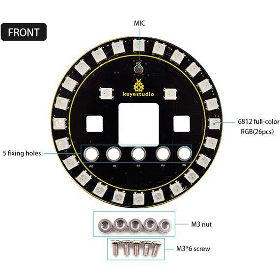 Módulo de RFID keyestudio RC522