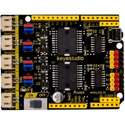 Keyestudio Shield Kit T-type GPIO para Raspberry Pi