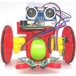 Kit Imagina-Scratch 3dBot