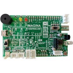 Shield Imagina Arduino