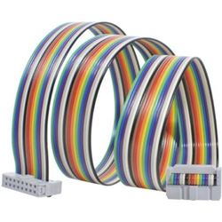 Tiertime UP Mini Cable cabezal 16pin 80mm