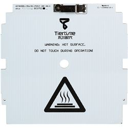 BC0752 Tiertime Electronic Heater Platform Assembly V2 for UP mini 2 - UP mini 2 ES 01