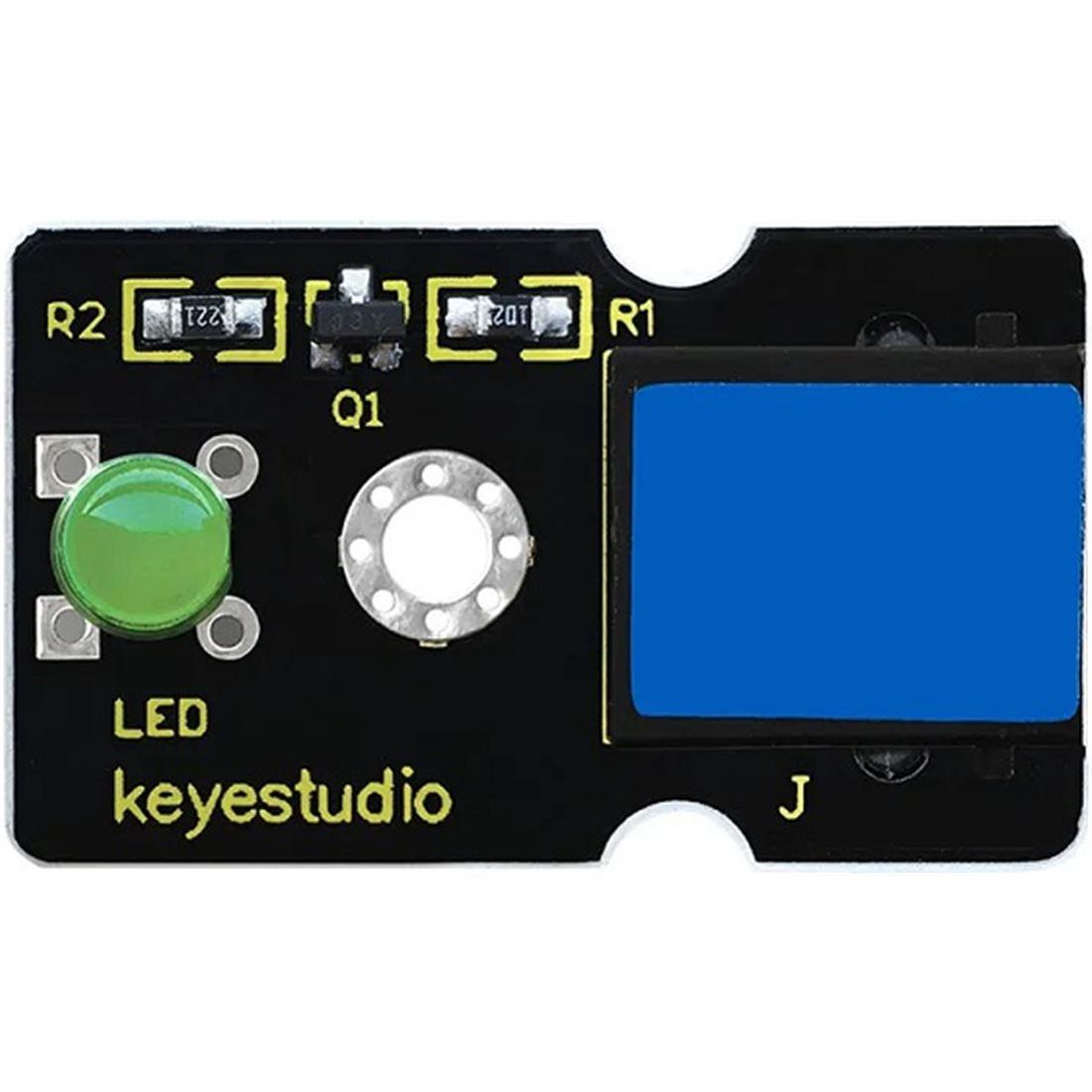 Keyestudio EASY Plug Módulo LED verde