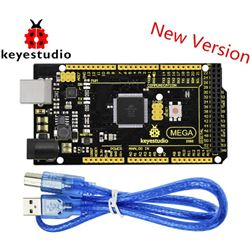 Keyestudio Placa Mega 2560 Advanced con cable USB