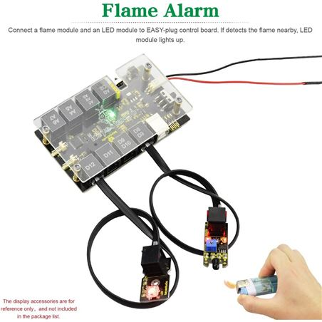 Keyestudio Placa de control para el robot Keybot