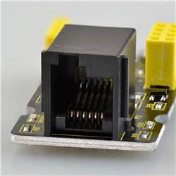 Keyestudio EASY Plug  Módulo ESP-01S Wifi + Bluetooth (Zócalo para ESP8266 o módulo Bluetooth)